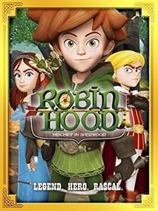 Robin Hood - Vol 1 - Erövringen av Sherwood