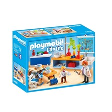 kemilektioner, Playmobil City Life (9456)