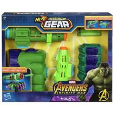 Avengers Infinity War Assembler Gear Hulk, Nerf