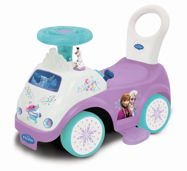 Frozen, Activity Ride On, 2-in-1