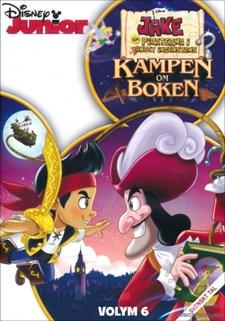 Jake och Piraterna - Kampen om boken (volym 6)