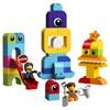 Emmet och Lucys besökare från DUPLO planeten, LEGO DUPLO (10895)