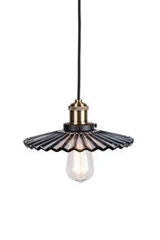 Globen Lighting Cobbler Taklampa D: 25 cm Grå