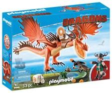 Snorslödder och Kroktand, Playmobil Dragons (9459)