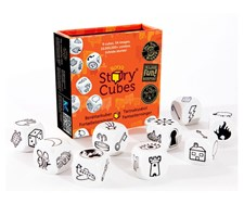 Rory's Story Cubes - Classic, Oransje, Mindtwister