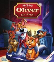 Disney Klassiker 27 - Oliver och gänget (Blu-ray)