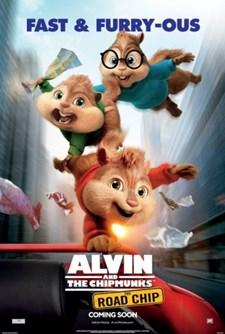 Alvin och gänget 4 - Gasen i botten