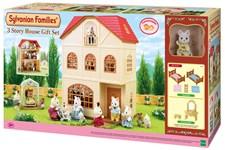 Trevåningshus, Gift set, Sylvanian Families