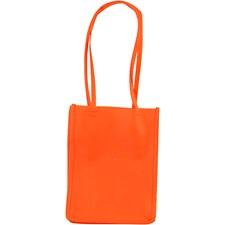 Textilkasse, stl. 20x15x7 cm, orange, 4st.
