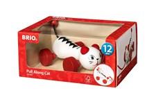 BRIO - 30187 Dragleksak katt