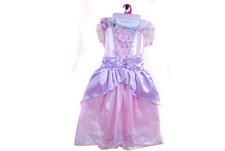 Prinsessklänning, Rosa/lila