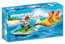Vannscooter med bananbåt, Playmobil Family Fun (6980)