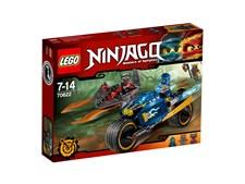 Aavikkosalama, LEGO Ninjago (70622)