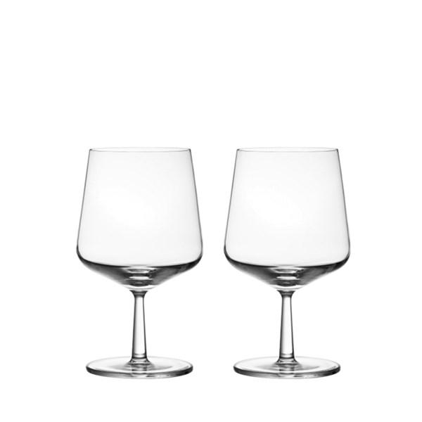 Iittala Essence Ölglas 2-pack 48 cl Klar