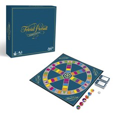 Trivial Pursuit Classic Edition FI, Hasbro Games