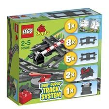 Junatarvikkeet, Lego Duplo (10506)