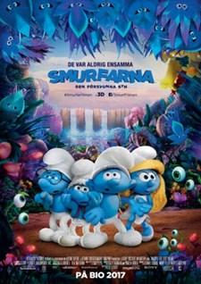 Smurfarna: Den försvunna byn - 4K Ultra HD Blu-ray