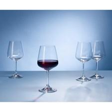 Villeroy & Boch Ovid Red Wine Vinglas 4-pack Klar