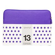 "13"" NEOPRENE 19TWENTY8 SLEEVE PURPLE"
