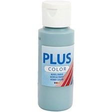 Plus Color hobbymaling, 60 ml, dusty blue