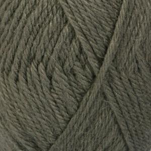 Drops Lima Uni Colour Garn Ullmix 50g Moss Green 7810