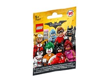 LEGO Minifigurer, Batman Movie (71017)