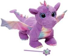 Interactive wonderland dragon, Baby born