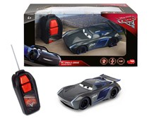 Jackson Storm, Radiostyrd Bil RC Single Drive, 1:32, Disney Cars 3