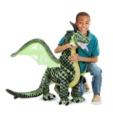 Winged Dragon - Plush, Melissa & Doug