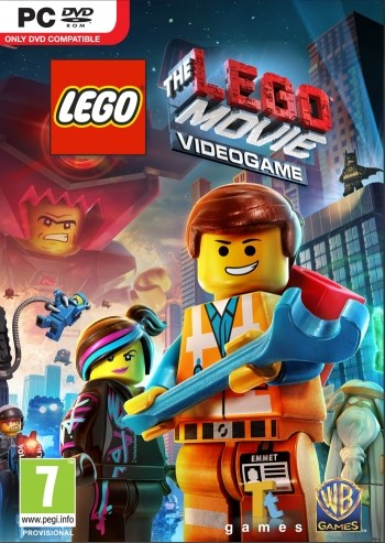 LEGO The Movie Videogame  Warner Games - pc & mac