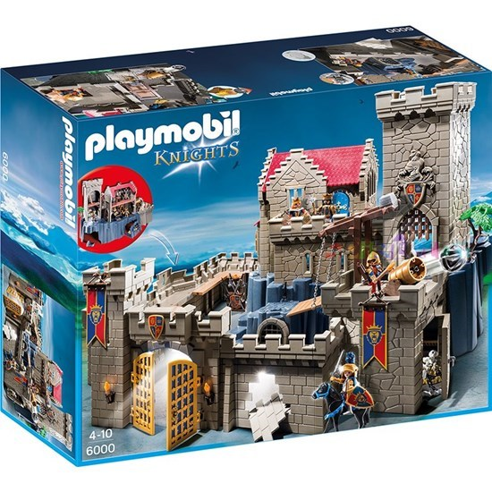 Løveriddernes borg , Playmobil Knights (6000)