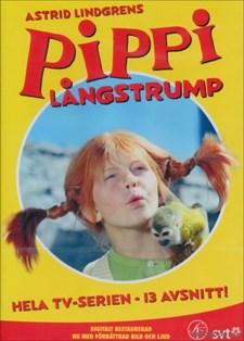 Pippi Långstrump (TV-serien) (6-disc box)