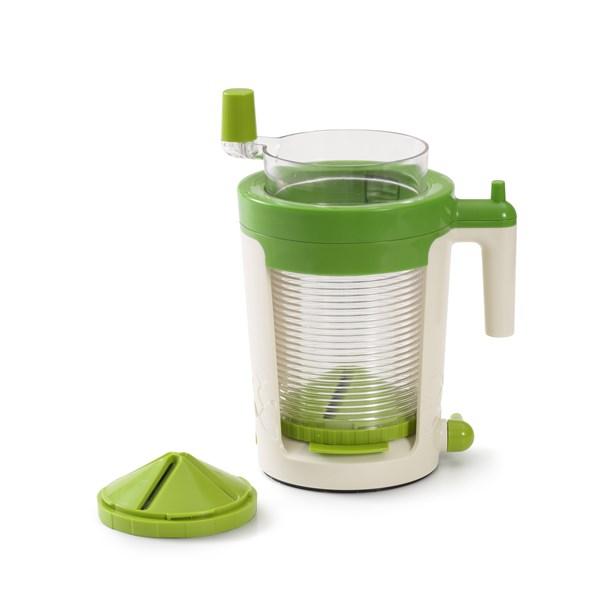 Betty Bossi Maxi Spiralizer Grön (grønn) - köksrödskap