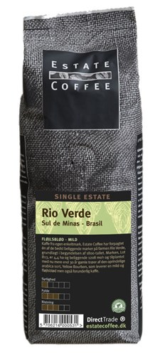 Estate Coffee Kaffebönor Rio Verde Bourbon 200 g