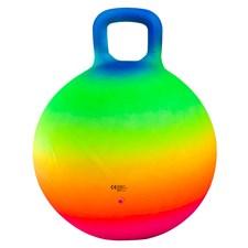 Hoppboll 45 cm, Rainbow