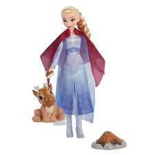 Elsa Leirinuotiolla Frozen II