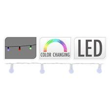 LED-valonauha Hehkulamppu Valkoinen