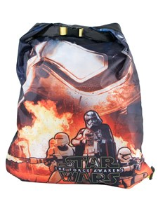 Gymbag, Svart, Star Wars