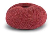 Knit At Home Superfine Alpaca Merino Alpakkavilla Mix 50 g punaruskea meleerattu 110