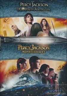 Percy Jackson 1 & 2 (2-Disc)