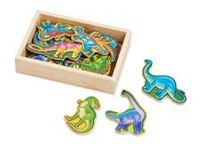 20 Dinosaurie-magneter, Melissa & Doug