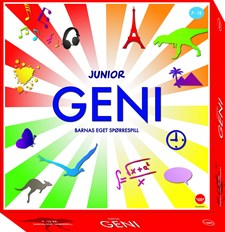 Junior Geni, Familiespill