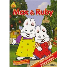 Max & Ruby 1-3 (3-disc)