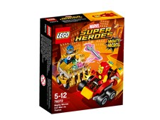 Mighty Micros: Iron Man mot Thanos , LEGO Super Heroes (76072)