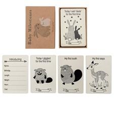 Milestone cards, Milepæler, Bloomingville