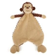 Cordy Roy Baby Monkey snuttefilt, Jellycat