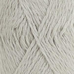 Drops Belle Uni Colour Garn Bomullmix 50g Silver 06