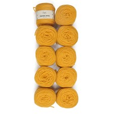 Adlibris Felting Wool 100g Mustard Yellow A102 10-pack