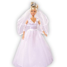 Steffi i brudklänning, Steffi Love