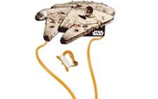 Drake, Star Wars, Millennium Falcon, 91x50 cm